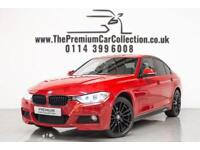 BMW 320i XDRIVE M SPORT M PERFORMANCE EXTRAS HEATED LEATHER 4WD