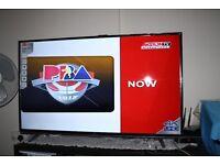 "50"" Ultra HD smart tv"