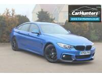 2016 BMW 4 Series 3.0 430D M SPORT GRAN COUPE 4d 255 BHP Coupe Diesel Automatic