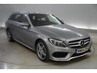 Mercedes-Benz C Class C220 BlueTEC AMG Line Premium 5dr Auto