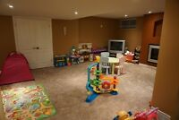Home Daycare - Activa Area - Temporary Spot Available
