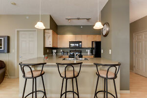 2 Bed 2 Bath Clareview Concrete Condo UG parking and GYM