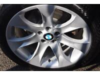 "BMW X5 D SPORT-20""ALLOYS-SAT NAV"