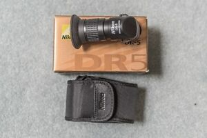 Nikon Right Angle Finder 1X - 2X magnification