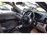 Mitsubishi L200 2.5DI-D CR ( EU V ) 4WD LB auto Barbarian FROM £57 PER WEEK