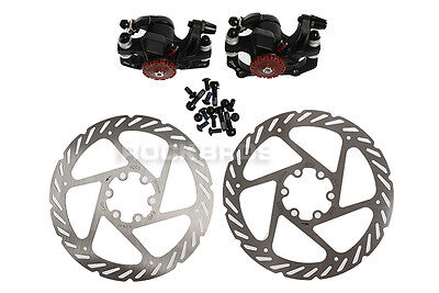 AVID MTB BB7 Bike Mechanical Disc Brake Front and Rear Caliper 160mm G2 Rotor