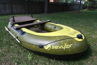 sevylor  inflatable boat 360