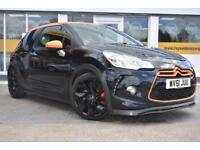 GOOD CREDIT CAR FINANCE AVAILABLE 2011 61 CITROEN DS3 1.6THP 207bhp RACING
