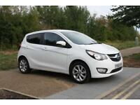 Vauxhall Viva 1.0 ( 75ps ) 998cc SL 5DOORS 2015 23K AUX/USB A/C CHEAP TAX/ INSU
