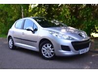 2010 Peugeot 207 1.4HDI 70 ( a/c ) S £82 A Month £0 Deposit