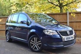 2008 Volkswagen Touran 1.9TD Diesel SE 7 Seater £141 A Month £0 Deposit