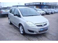 Vauxhall/Opel Zafira 1.6i 16v 115 2009MY Exclusiv