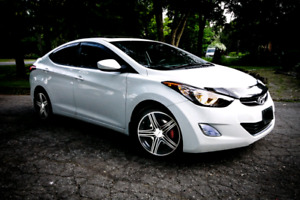 2013 Hyundai Elantra GLS - Safetied & E-Tested