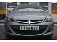 BAD CREDIT CAR FINANCE AVAILABLE 2012 62 Vauxhall Astra 2.0CDTi Auto