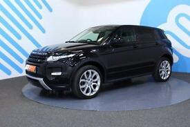 2015 Land Rover Range Rover Evoque 2.2 SD4 Dynamic 4x4 5dr