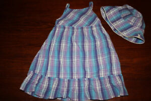 3t summer lot with MOUNTAIN EQUIPMENT CO-OP sun dress $20