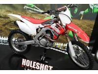 2015 HONDA CRF 450 MOTOCROSS BIKE, PRO CIRCUIT EXHAUST PIPE