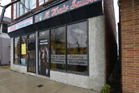 TURNKEY HAIR SALON IN BELLE RIVER FOR SALE!