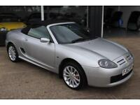 TROPHY CARS MGF MGTF 160, ONE OWNER FROM NEW,LOW MILEAGE,NEW HEADGASKET