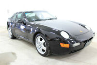 1995 Porsche 968 Coupe ($19,990 or Best Offer)