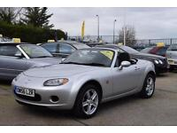 MAZDA MX-5 2.0i ROADSTER, AIR CON, OPTIONS PACK, 65,000 MILES ONLY