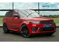 2019 Land Rover Range Rover Sport 3.0 SD V6 HSE Dynamic Auto 4WD (s/s) 5dr