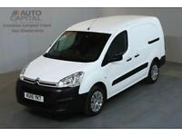 CITROEN BERLINGO 1.6 750 LX 89 BHP L2 H1 LWB LOW ROOF