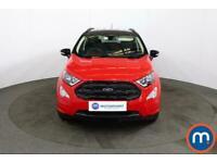 2019 Ford Ecosport 1.0 EcoBoost 125 ST-Line 5dr Hatchback Petrol Manual
