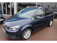 VW Touran SE TDI DSG. VAT QUALIFYING