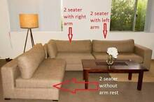 Freedom Sitta Modular Sofa in excellent condition needs to go Westmead Parramatta Area Preview