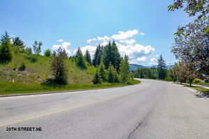 Salmon Arm - 5.7 Acre Residential Development Land
