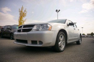 2008 Dodge Avenger - Clean CarProof, Low Mileage
