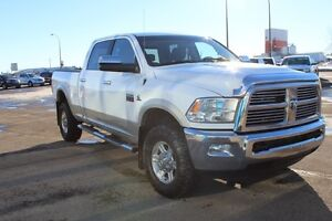 2010 Dodge Ram 2500 Laramie   CUMMINS DIESEL 4X, LEATHER.