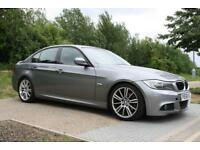 2009 BMW 3 Series 2.0 318i M Sport 4dr LEATHER, FACELIFT, LOW MILEAGE AUTOMATIC