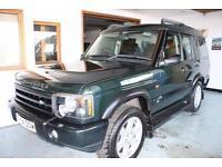 Land Rover Discovery 2.5Td5 ( 7st ) auto 2004 ES Premium