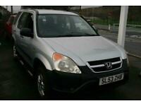 2003 Honda CR-V 2.0 i-VTEC SE 5dr ESTATE Petrol Manual