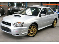 Subaru Impreza 2.0 Performance Pack WRX STi UK300 sought after! LOW MILES !!!