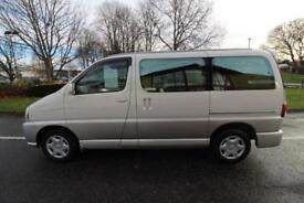 Toyota Regius 2 Berth Campervan for sale