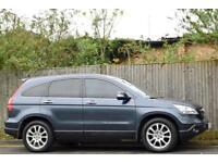 LEFT HAND DRIVE HONDA CR-V SE 2.0i V-TECH PETROL AUTO 5DR 4X4 2007 [07] GREY LHD
