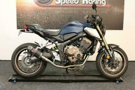 2019 Honda CB650R Cafe Neo 480 miles, Mint, FSH