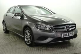 2014 Mercedes-Benz A Class A180 CDI BLUEEFFICIENCY SPORT Diesel grey Semi Auto