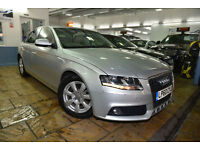 2011 Audi A4 2.0 TDI 4 Doors / FINANCE/ JUST SERVICED/ FSH