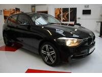 2014 BMW 114 1.6 Sport Hatchback in Black