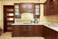 Installer, Kitchen installation, Cabinets installation