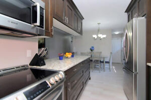 ENTIRELY RENOVATED NORTH END LIVING!! ALL INCLUSIVE!