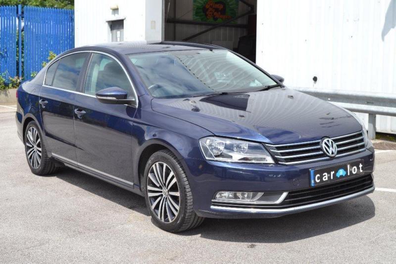 2011 Volkswagen Passat 2.0 TDI BlueMotion Tech Sport 4dr (start/stop)