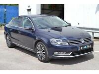 2011 Volkswagen Passat 2.0 TDI BlueMotion Tech Sport 4dr (start/stop)