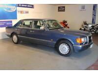 1989 MERCEDES 560 SEL 5.5 AUTO RARE CLASSIC