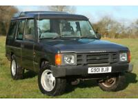 Land Rover Discovery 3.5 V8 Manual