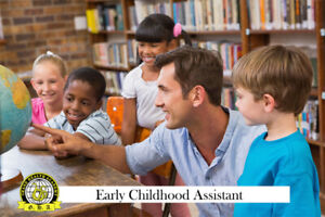 Become an Early Childhood Assistant (ECA) in 6.6 months